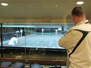 Cambridge Real Tennis Club playing the MCC at Lords