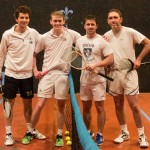 Jamie, Ed, Craig & Roman