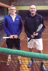 Dave Pimblett and Peter Morrison, that's better!