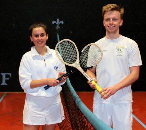 Finalists: Nina Ludekens & Harry Jones